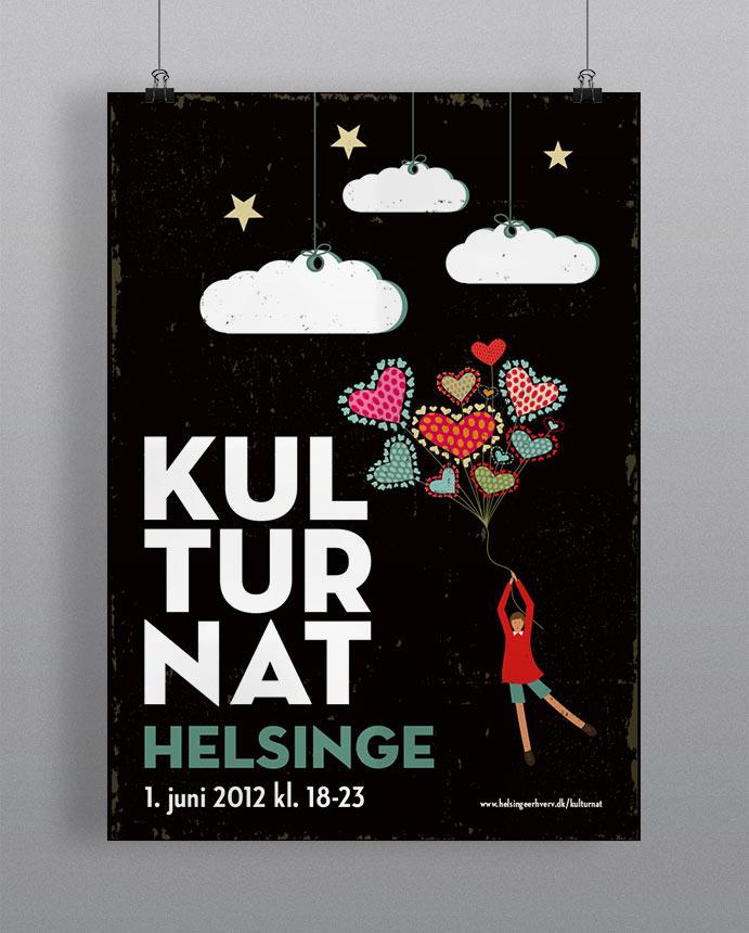 Kulturnat plakat