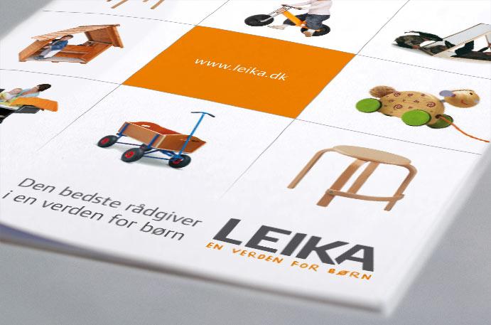 LEIKA annonce