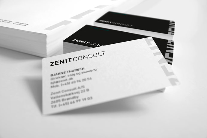 ZENIT Consult corporate identity